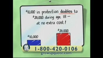 Gerber TV Spot, For Grow-Up Plan - Thumbnail 7