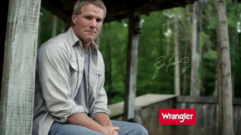 Wrangler TV Spot for UShape Jeans Featuring Brett Favre and Dale Earnhardt - Thumbnail 2
