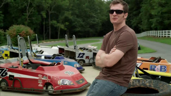 Wrangler TV Spot for UShape Jeans Featuring Brett Favre and Dale Earnhardt - Thumbnail 7