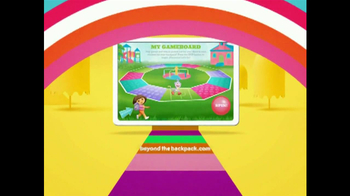 Nickelodeon TV Spot for Beyond The Backpack - Thumbnail 7