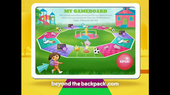 Nickelodeon TV Spot for Beyond The Backpack - Thumbnail 8