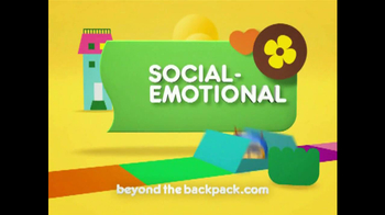 Nickelodeon TV Spot for Beyond The Backpack - Thumbnail 9