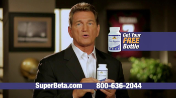 Super Beta Prostate TV Spot for Sports Broadcast