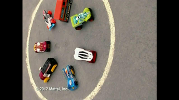 Hot Wheels TV Spot for Circle Smash