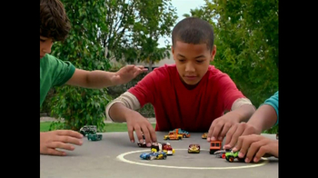 Hot Wheels TV Spot for Circle Smash - Thumbnail 5