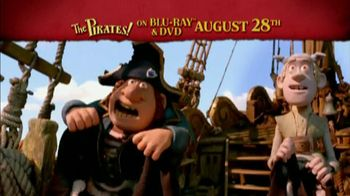 The Pirates! DVD TV Spot