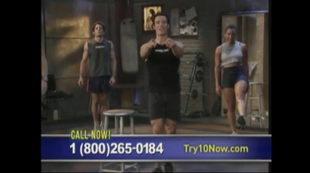 10 Minute Trainer TV Spot for The Body You Want - Thumbnail 3