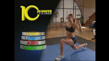 10 Minute Trainer TV Spot for The Body You Want - Thumbnail 4
