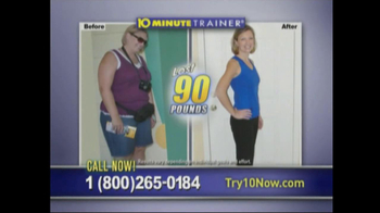 10 Minute Trainer TV Spot for The Body You Want - Thumbnail 6