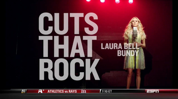Super Cuts TV Spot, 'Cuts That Rock: Laura Bell Bundy'