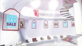Overstock.com TV Spot for Labor Dale Sale