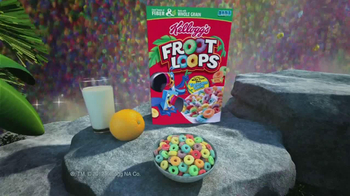 Fruit Loops TV Spot for Waterfall - Thumbnail 8