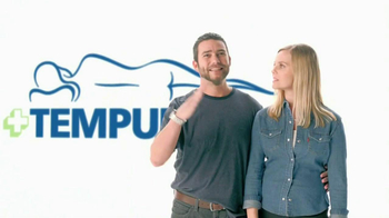 Tempur-Pedic TV Spot for Tempur-Ergo Savings Event