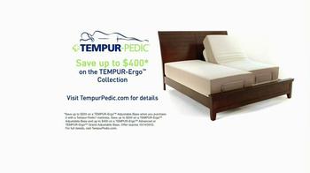 Tempur-Pedic TV Spot for Tempur-Ergo Savings Event - Thumbnail 4