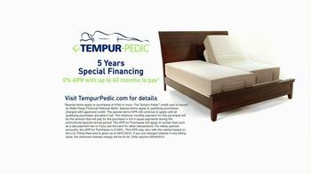 Tempur-Pedic TV Spot for Tempur-Ergo Savings Event - Thumbnail 5