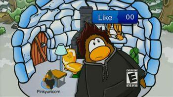 Disney Club Penguin TV Spot, 'Igloo'