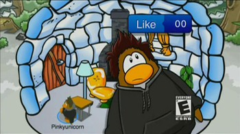 Disney Club Penguin TV Spot, 'Igloo'