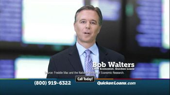 Quicken Loans TV Spot, 'Bob Walters'
