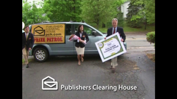 Publishers Clearing House TV Spot, 'Contest Winner John Wyllie' - Thumbnail 1