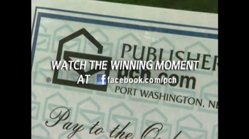 Publishers Clearing House TV Spot, 'Contest Winner John Wyllie' - Thumbnail 6