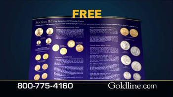 Goldline International TV Spot for Gold Investments
