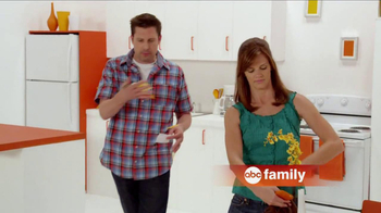ABC Family TV Spot For Lowe's