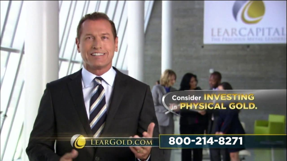Lear Capital TV Commercial for Gold
