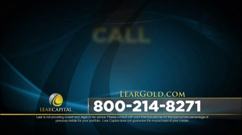 Lear Capital TV Spot for Gold - Thumbnail 10