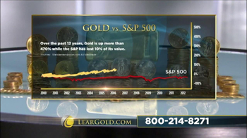 Lear Capital TV Spot for Gold - Thumbnail 5