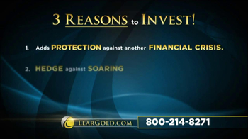Lear Capital TV Spot for Gold - Thumbnail 7