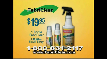 FabriClear TV Spot for Bed Bugs - Thumbnail 9