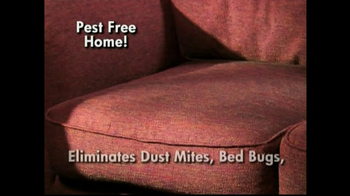 FabriClear TV Spot for Bed Bugs - Thumbnail 5