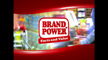 Boost TV Spot, 'Brand Power' - Thumbnail 1