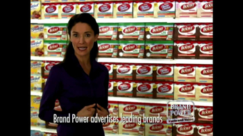 Boost TV Spot, \'Brand Power\'