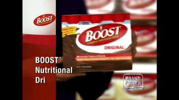 Boost TV Spot, 'Brand Power' - Thumbnail 3