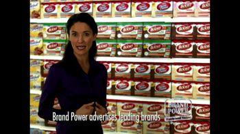 Boost TV Spot, 'Brand Power'
