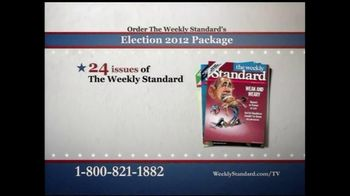 Weekly Standard TV Spot for Election 2012 Package