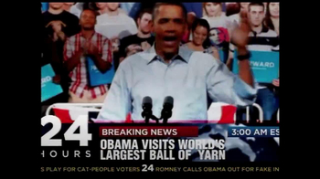 Weekly Standard TV Spot for Election 2012 Package - Thumbnail 1