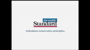 Weekly Standard TV Spot for Election 2012 Package - Thumbnail 2