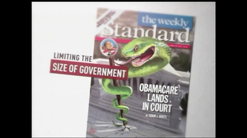 Weekly Standard TV Spot for Election 2012 Package - Thumbnail 5