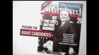 Weekly Standard TV Spot for Election 2012 Package - Thumbnail 6