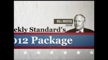 Weekly Standard TV Spot for Election 2012 Package - Thumbnail 7