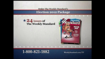 Weekly Standard TV Spot for Election 2012 Package - Thumbnail 8