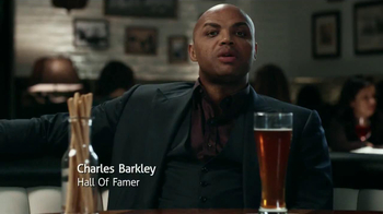 Weight Watchers Online TV Spot Featuring Charles Barkley - Thumbnail 1