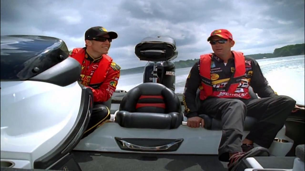 Bass Pro Shops TV Commercial, 'Left Turns' Feat Jamie McMurray and Kevin Vandam