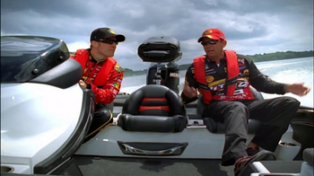 Bass Pro Shops TV Spot, 'Left Turns' Feat Jamie McMurray and Kevin Vandam - Thumbnail 4