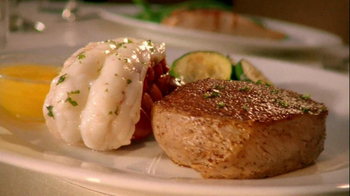 Ruby Tuesday Steak and Lobster for $14.99 TV Spot