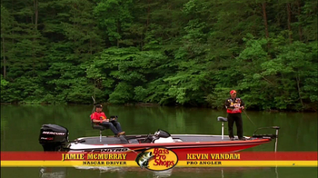 Bass Pro Shops TV Spot Featuring Jamie McMurray and Kevin Vandam - Thumbnail 1