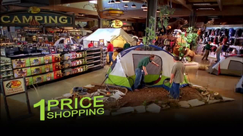 Bass Pro Shops TV Spot Featuring Jamie McMurray and Kevin Vandam - Thumbnail 7