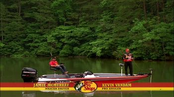 Bass Pro Shops TV Spot Featuring Jamie McMurray and Kevin Vandam - 21 commercial airings
